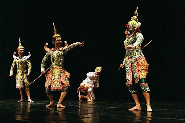 Introduction     Asian Traditional Theatre & Dance
