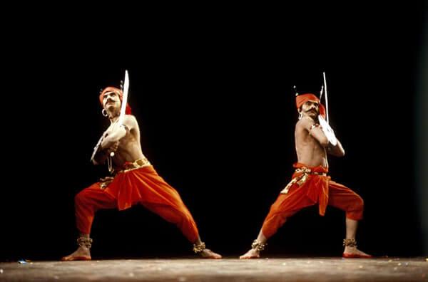 Mayurbhanj Chhau Clearly Revels In Its Roots Martial Arts Sakari Viika