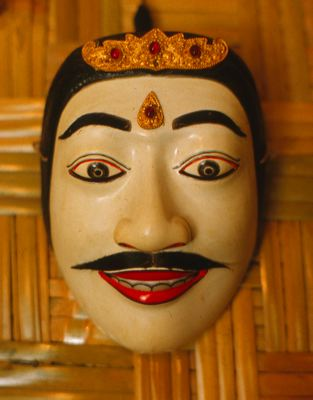 masks Asian history indian