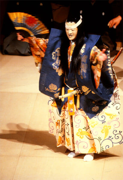 The Austere Yet Gorgeous Noh Theatre Evolved During Japans Early Feudal Period Jukka O Miettinen