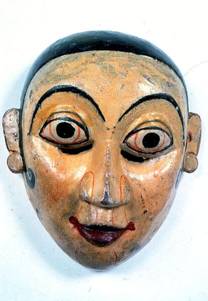 indian history Asian masks