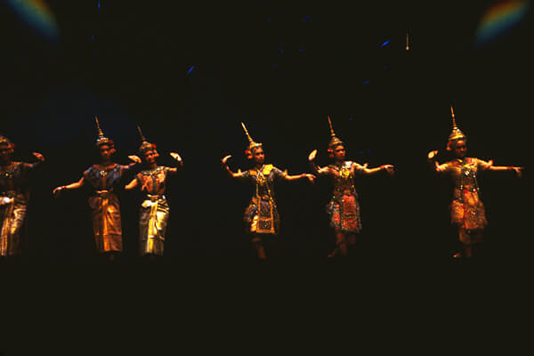 feff440d3 Classical dancers at the Bangkok National Theatre Jukka O. Miettinen