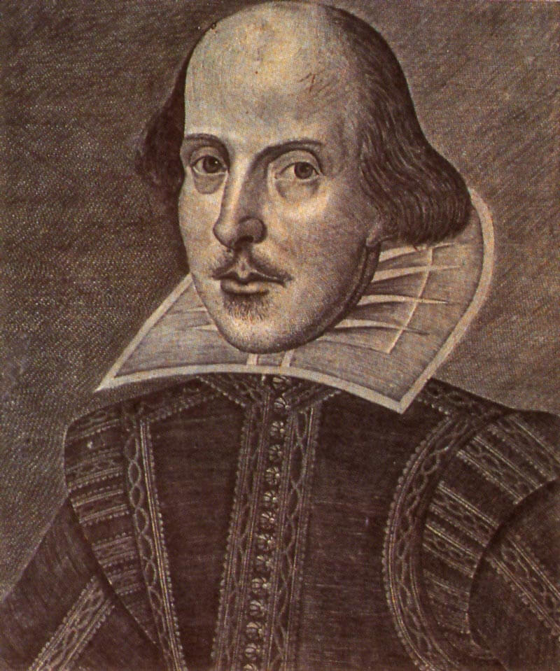 William Shakespeare. [Harrison. Introducing Shakespeare. 1972]