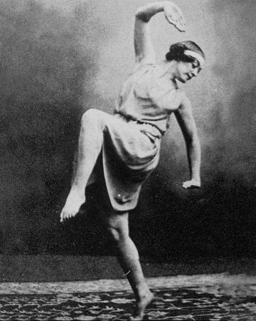 Maggie Gripenberg [Teatterimuseon arkisto]
