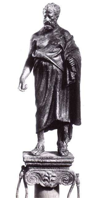 Muotokuvaveistos, 200-luku eaa. [Metropolitan Museum of Art, New York]