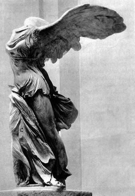 """Samothraken Nike"", n. 200 eaa. [Louvre, Pariisi]"